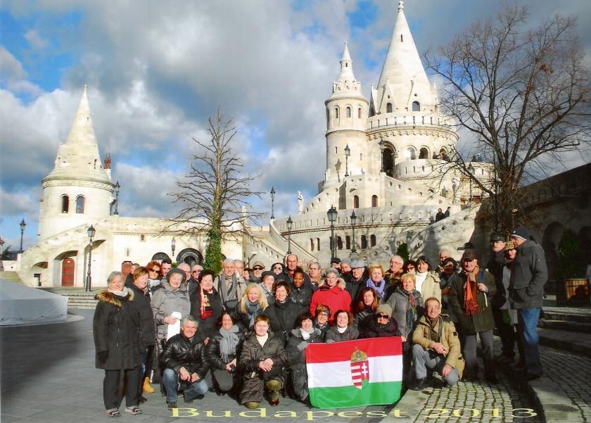 ZAGABRIA-BUDAPEST foto