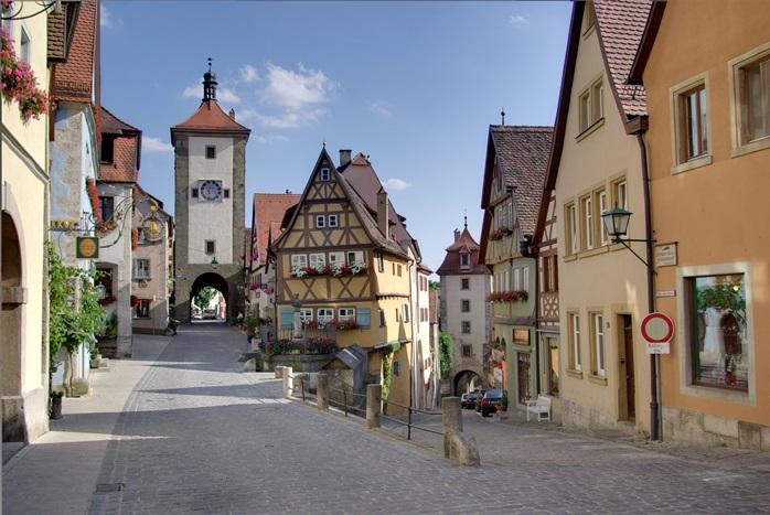 Le città dell'Unesco in Germania