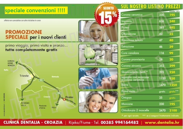 speciale convenzioni