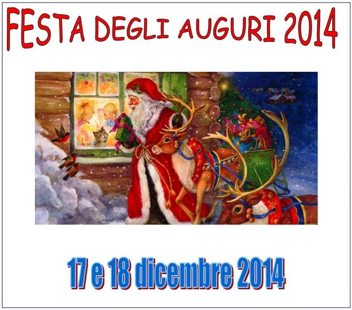 festa auguri 2014