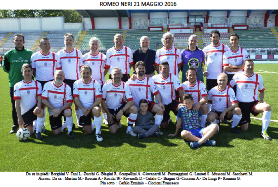 15° torneo San Marino e commenti incontri precedenti