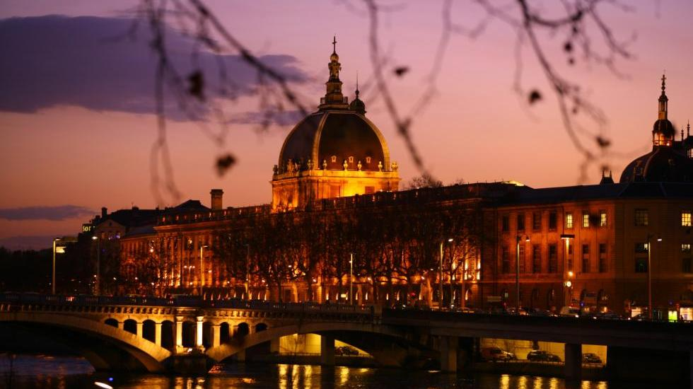 Francia – Lione festa delle luci