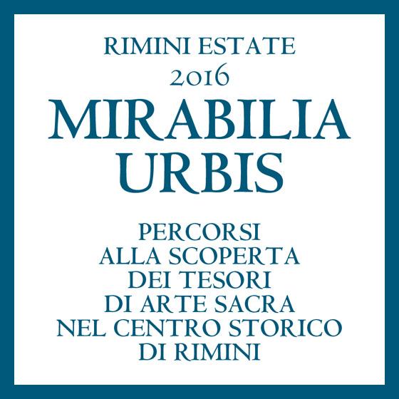 Mirabilia urbis 2016