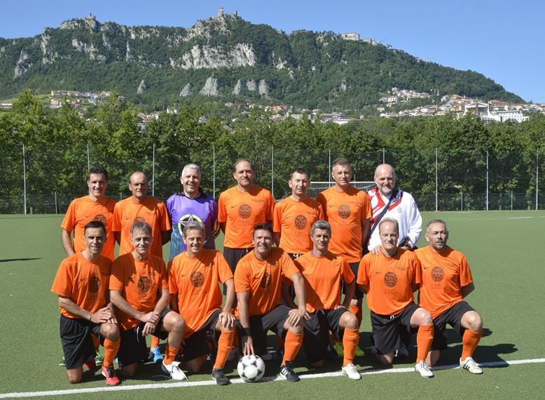 2° TROFEO SAN MARINO FOR THE CHILDREN