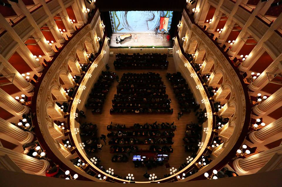 Rinvio visita Teatro Galli