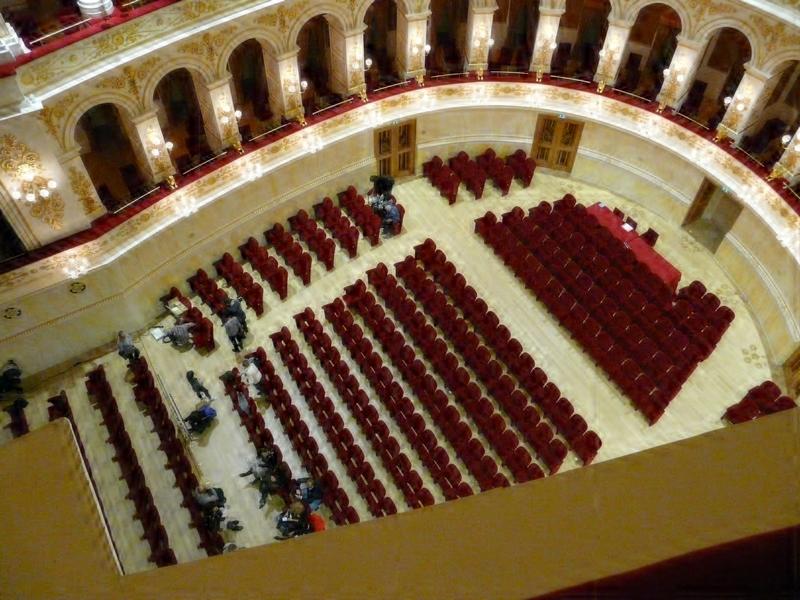 Visita teatro Galli del 17.03.2019