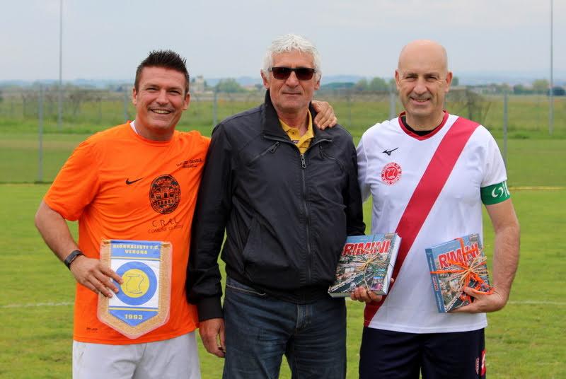 Foto calcio CRAL-Verona 18.05.2019