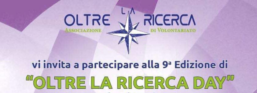 OLTRE LA RICERCA DAY 2019